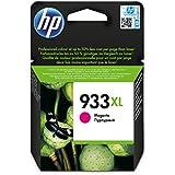 HP 933XL - Cartucho de tinta original de alta capacidad, color magenta