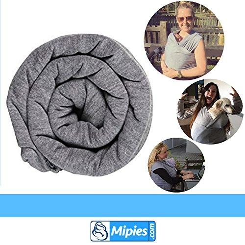 Mipies Babytragetuch - 4
