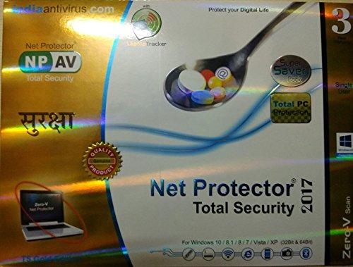 NPAV Net Protector 2017 TS Gold Edition - 1 PC,...