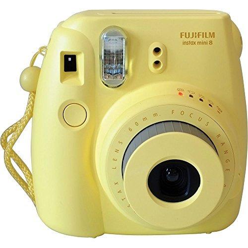 Fujifilm Instax Mini 8 Joy Box (Yellow)