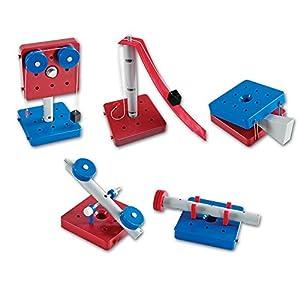 Learning Resources Machines Set de máquinas Simples, Color (LER2442)
