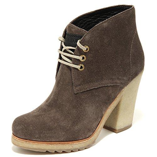 68266 Bottines Prada Sport Vintage Chaussures Bottes Femme Bottes Chaussures Femme Gris