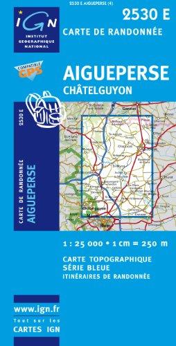 Aigueperse/Chatelguyon GPS