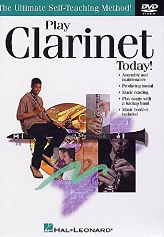 Clarinet Today DVD