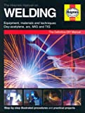 Haynes Manual on Welding (Haynes DIY Manuals)