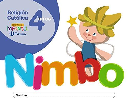 Descargar RELIGION CATOLICA NIMBO 4 AÑOS EDUCACION INFANTIL