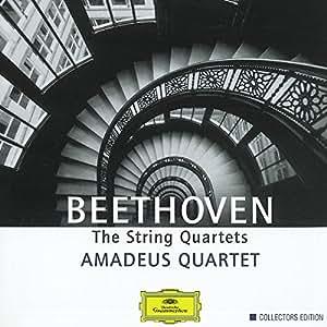 Beethoven : Les quatuors à cordes
