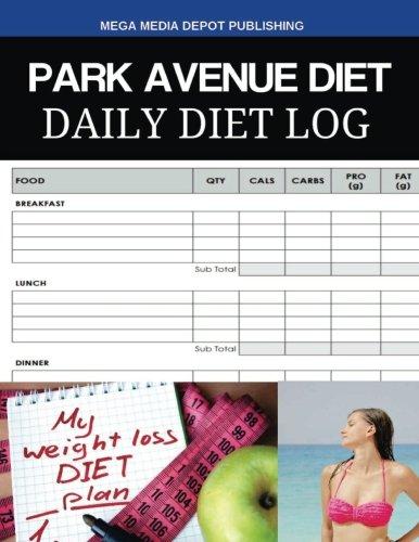 park-avenue-diet-daily-diet-log