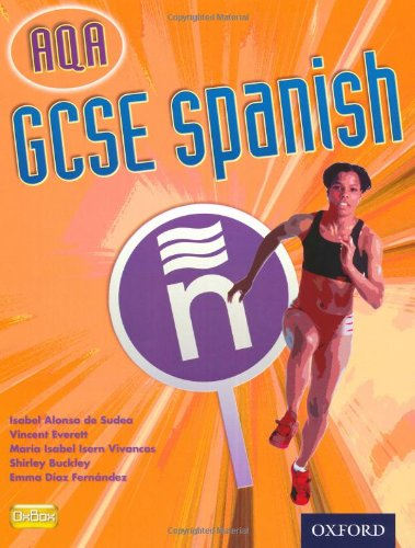 GCSE Spanish for AQA Students' Book