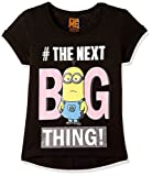 Best Minion Shirts - Minions Girls' Plain Regular Fit T-Shirt Review