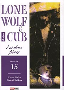 Lone Wolf & Cub Edition simple Tome 15