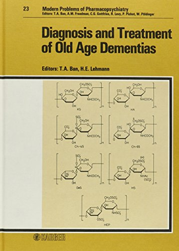 modern-trends-in-pharmacopsychiatry-diagnosis-and-treatment-of-old-age-dementias-modern-problems-of-