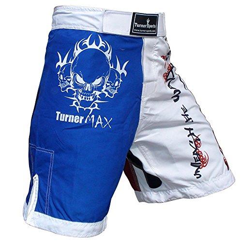 TurnerMAX MMA Boxeo Pantalones cortos XL