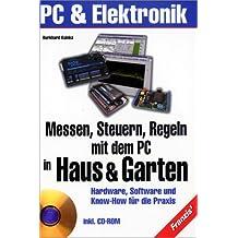 MSR mit dem PC in Haus und Garten  (+Buch)