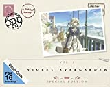 Violet Evergarden - Staffel 1/Vol. 1 - Limited Special Edition