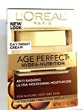 #5: L'OREAL AGE PERFECT HYDRA-NUTRITION DAY/NIGHT CREAM - MATURE,VERY DRY SKIN 1.7OZ