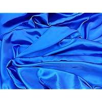 Prestige funda Silky vestido satins tela boda decoración/un juego de cortinas/Dress Making