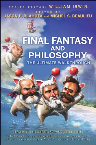 Final Fantasy and Philosophy: The Ultimate Walkthrough (The Blackwell Philosophy and Pop Culture Series Book 16) (English Edition) (Adult Video Games Ps3)