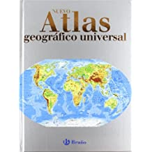 Nuevo atlas geográfico universal / New Universal Geographic Atlas (Atlas Escolares)