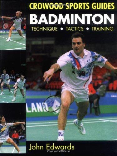 Price comparison product image Badminton: Technique,  Tactics,  Training (Crowood Sports Guides)