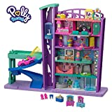 Polly Pocket  - Centro Comercial de Juguete para Muñecas (Mattel...