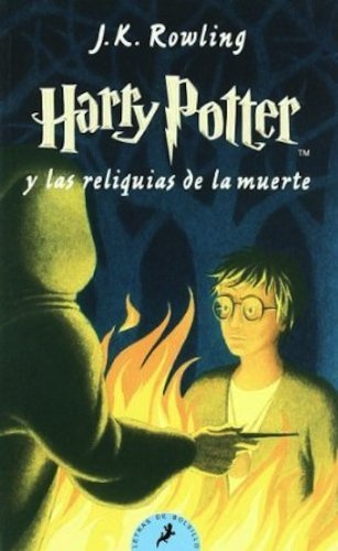 Harry Potter - Spanish: Harry Potter Y LAS Reliquias De LA Muerte - Paperback by Joanne K. Rowling (2011-06-02)