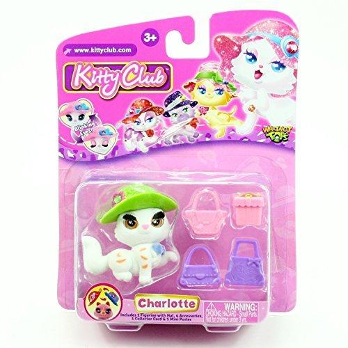 Charlotte * Kitty Club * 2016Etagere Toys Single Figur & Zubehör Pack von Kitty Club -