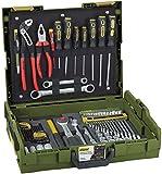 Proxxon 23660 Handwerker-Universal-Werkzeugkoffer L-BOXX-System, Grün