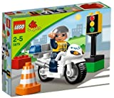LEGO Duplo 5679 - Motorradpolizist