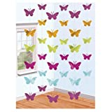 Hanging String Wall Door Decoration - Butterflies