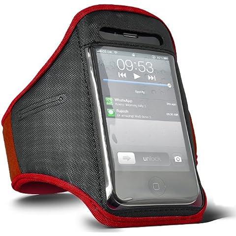 Digi-Pig, Apple iPod Classic, motivo: Keep Fit-Fascia da braccio per