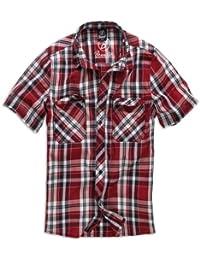 BRANDIT - Roadstar - chemise pour homme motif carreaux