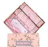 Romantische Liebesbrief -Briefpapier Umschläge Anzug Vintage-Briefpapier Rosa