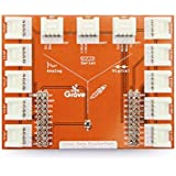 Grove Base Boosterpack,Provides up to 13 Grove Ports(Easy To Add New Sensors,Actuators,Displays & More to your LaunchPad & Energia-based Projects)