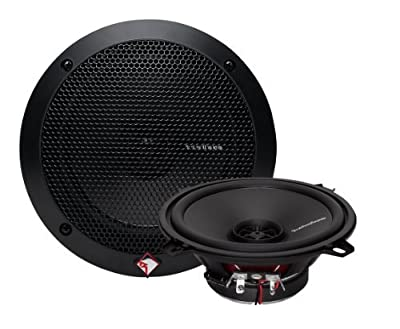 Rockford Fosgate R1525X2 Prime 5.25-Inch Full Range Coaxial Speaker - Set of 2 Size: 5.25-Inch Consumer Portable Electronics/Gadgets