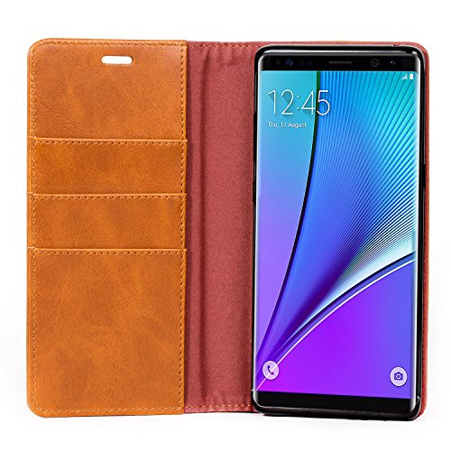 custodia galaxy note 8 pelle