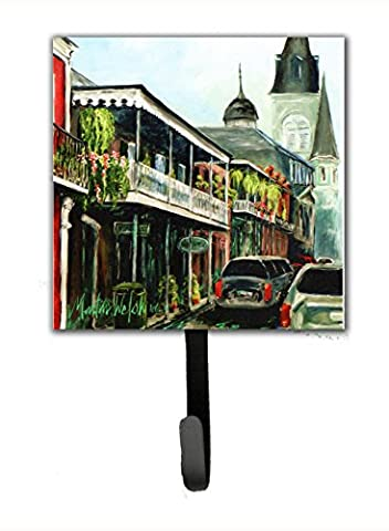 Caroline's Treasures MW1201SH4 St Louis Cathedral Leash Or Key Holder, Small, Multicolor