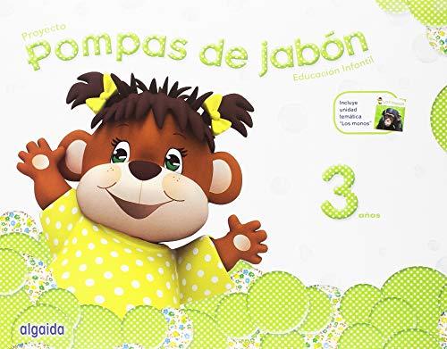 Pompas de jabón 3 años. Proyecto Educación Infantil 2º Ciclo [lote de...