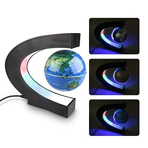 Easy Eagle Licht Magnet Globus