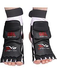 EVO Taekwondo pied Protecteur Protection Karaté Gants MMA protections Chaussettes entraînement rouage enfants hommes femmes