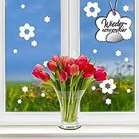 Fensterdeko Frühling suchergebnis auf amazon de für fenstersticker frühling küche