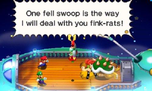 Mario and Luigi: Super Star Saga + Bowser's Minions