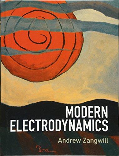 Modern Electrodynamics Hardback por Zangwill