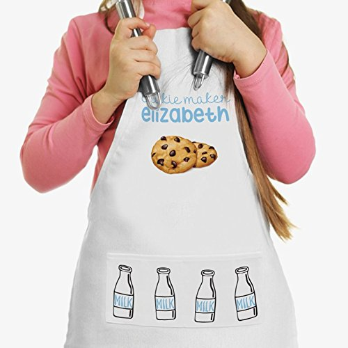 Personalisierte Direct My Little Cookie Maker Custom Kids Schürze - Für Kids Cookie Maker