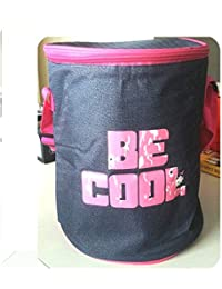 Magnusdeal Round Cooler Insulated Bag/Handbag/Cooler Bag/Tote Bag/Insulated Lunch Bag For Office/School/Picnic...