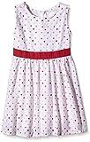 Happy Girls Mädchen Kleid mit süßen Pünktchen, Gepunktet, Gr. 104, Mehrfarbig (pink 36)