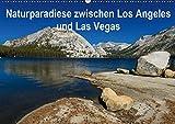 Naturparadiese zwischen Los Angeles und Las Vegas (Wandkalender 2019 DIN A2 quer): Fotos, die während eines Roadtrips entlang der Sierra Nevada entstanden (Monatskalender, 14 Seiten )