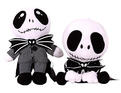GenericArt Pumpkin King Jack Cute Baby Doll Halloween (A+B) - 20cm 7""