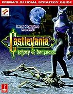 Castlevania - Legacy of Darkness de Howard A. Jones