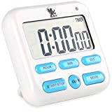 Best Kitchen Timers - H&S Kitchen Timer Alarm Clock Digital Cooking Timer Review